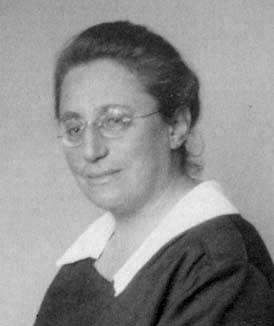 Young Emmy Noether